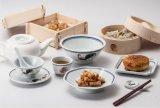 tazón de fuente /Safe del Servicio de mesa-Ramen 100%Melamine en el tazón de fuente del lavaplatos/de la melamina (NC538)