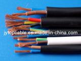 Flexibler kupferner Leiter-Kurbelgehäuse-Belüftung elektrischer Isolierdraht für H03VV-F H05VV-F