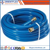 Slang de Met versterkte vezels van het Gas van pvc van de Fabrikant van China