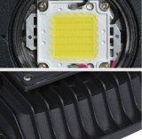 Lúmen elevado 3 da garantia da ESPIGA do diodo emissor de luz anos de luz de inundação 50W