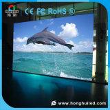 실내 발광 다이오드 표시 스크린을 광고하는 HD P4