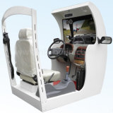 Simulador de condução de carro de 32 polegadas Simulador de condução Simulador para ensino escolar
