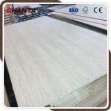 3.0mm 2.0mm Natural Black Wenge Walnut Veneer Faced MDF Contraplacado para móveis