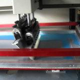 縦の平らなシルクスクリーンプリンター機械
