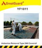 Microporous Overtrek van het Type van Verwijdering van Asbesto van Greatguard 5&6 (CVA1011)
