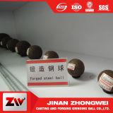 Bolas de acero forjadas bola de laminado en caliente para el molino y la explotación minera de bola
