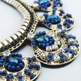 Collar accesorio hecho a mano de la joyería de la manera