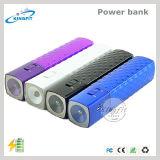 Bewegliche Energien-Bank mit LED-Fackel-Licht