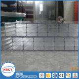 El panel constructivo helado pared de alto impacto del policarbonato del doble de la fuerza