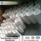 95% Impact-Resistant Alumina Tubo cerâmico