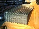 Strato d'acciaio 0.14-0.6mm*820-1060mm del tetto dello zinco di alluminio
