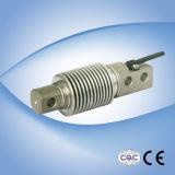 センサーの重量を量るPinの荷重計を測定するロード