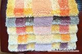 De de de AntislipDeur/Vloer/Badmat van Chenille van de Polyester van 100% voor Woonkamer
