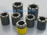 Affect élevé de trépan à diamants imbibé