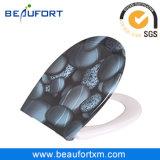 HD Tintenstrahl dekorative uF-Toiletten-Filterglocke-gesundheitliche Ware-Badezimmer-Befestigung