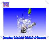 Plastic Mouldのための3D Design (工具細工のデッサン)