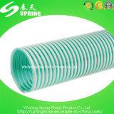 Шланг всасывания Helix PVC высокого качества гибкий пластичный спиральн