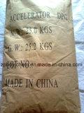 Acelerador de borracha do CAS no. 102-06-7 DPG (d) para a manufatura do pneu