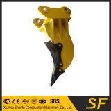 Высокопрочные зубы потрошителя D85 потрошителя ковшевого экскаватора хвостовика потрошителя землечерпалки