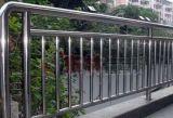 Barandilla del acero inoxidable para el parque