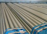tubos de acero galvanizados 500G/M2 de la lucha contra el fuego del En 10255