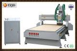 Router di CNC della tagliatrice di CNC di falegnameria