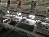 Precio tubular de la máquina del bordado del ordenador del paño del casquillo del mejor 4 color de la pista 15 de Holiauma