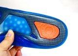 衝撃の吸光度または最終的な保護の運動靴の中敷