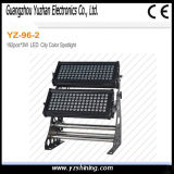 72pcsx3w RGBW LED Wall Washer Light para palco