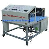 Klimaanlagen-Kursleiter-Automobilausbildungsanlage-Automobil-unterrichtendes Gerät