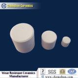 Cilindro de cerámica del alúmina con la alta densidad (31*31 milímetros)
