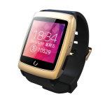 Androide intelligente Uhren U18 Bluetooth WiFi GPS Pedometer-Schlaf-Überwachung