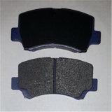 De voor Stootkussens van de Rem voor Kruiser 04465-60280 van het Land Toyoto AutoDelen