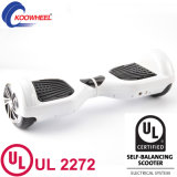 Vespa de equilibrio Hoverboard del uno mismo eléctrico de 2 ruedas con el patín de la aprobación UL2272
