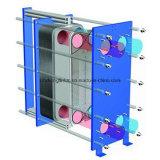 Cambiador de calor inoxidable de la placa de acero