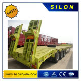 Silon 3 Schlussteil-Preis der Wellen-40FT Flachbettdes behälter-60ton mit mechanischer Aufhebung