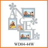 Новая картинная рамка MDF конструкции (WD04-44W)