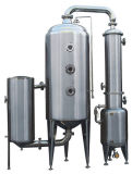 Sigle-Effect Vacuum Evaporator/Distiller per Milk/Water/Juice/Alcohol
