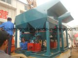 Membranspannvorrichtungs-Maschinen-/Goldspannvorrichtungs-Gerät für Goldzinn-Bergbau-Reduktion