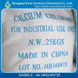 74-77% cloruro de calcio industrial de la sal del retiro de nieve del grado