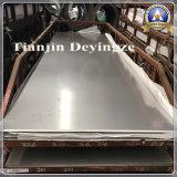 Hoja ASTM 316L del material para techos de la hojalata del acero inoxidable