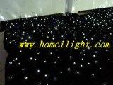 Paño de la estrella de la cortina LED de la estrella del LED con incombustible