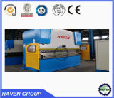 Machine à cintrer hydraulique de plaque en acier de frein de presse hydraulique de WC67Y-500X4000 E21