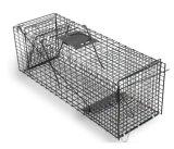 Jaula de la trampa del Fox Jaula de la mascota de la jaula del animal doméstico de la trampa del animal de la soldadura