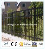 Cerca decorativa de ferro forjado de alta qualidade / Cerca de metal