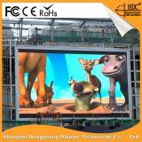 Sinal ao ar livre da tela de indicador do diodo emissor de luz do vídeo de cor P5.95 cheia para anunciar a tela