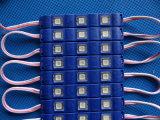 Konkurrierende Einspritzung der hohen Helligkeits-5054 mit Objektiv imprägniern die 3 LED-Baugruppe