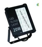 2016新しいデザイン20WセリウムのRoHS工場価格の公認IP65屋外LEDのフラッドランプ