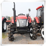 Трактор 100HP 110HP 120HP 4WD для сбывания