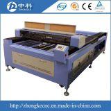4 * 8 pies de un tamaño más grande de corte por láser de la máquina con el tubo del laser de CO2